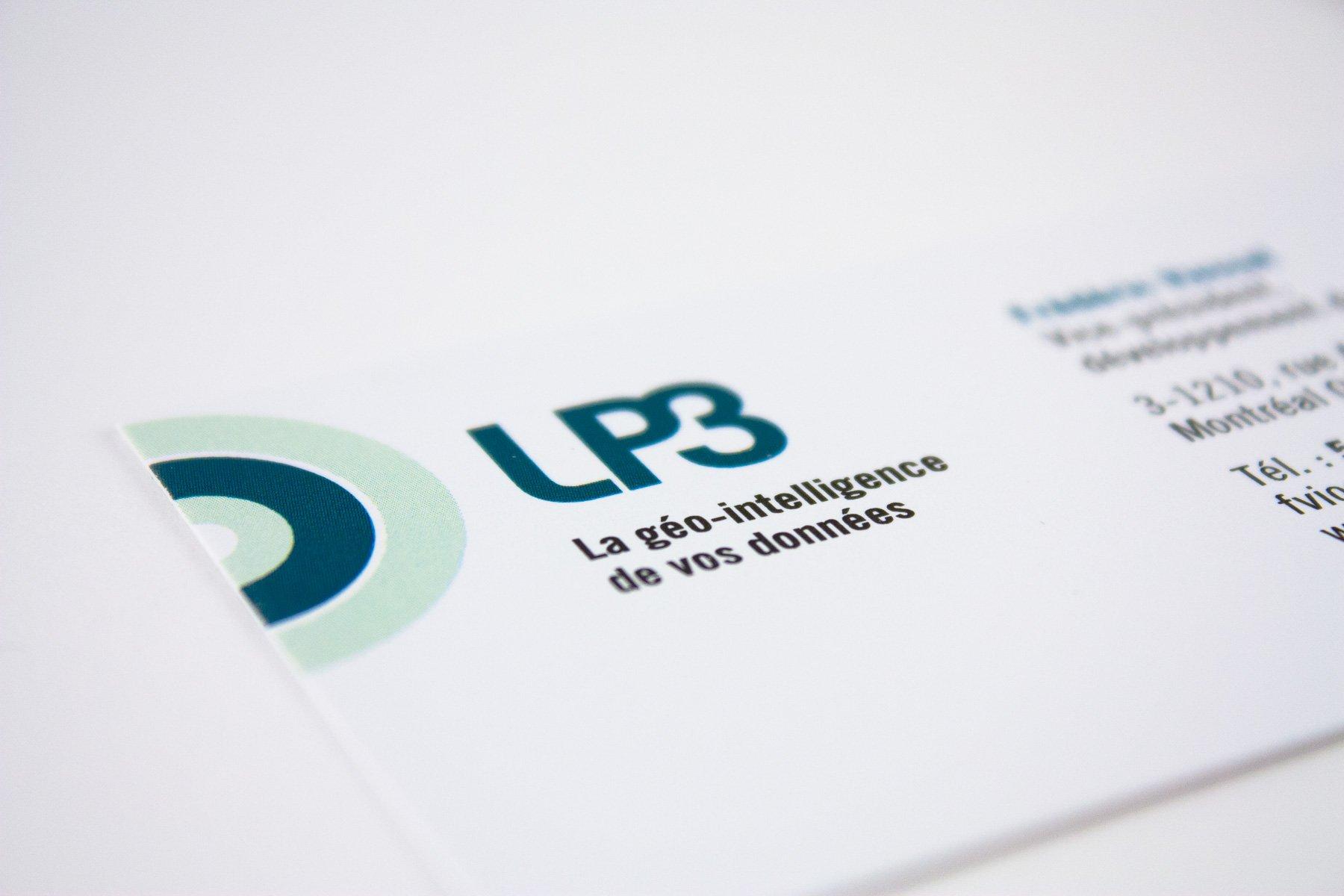 LP3-Branding-1 LP3 - Logo & papeterie