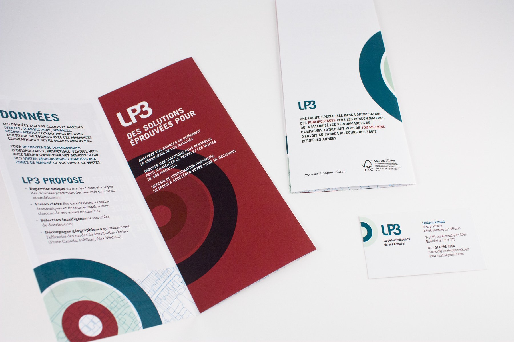 LP3-Branding-3 LP3 - Logo & papeterie