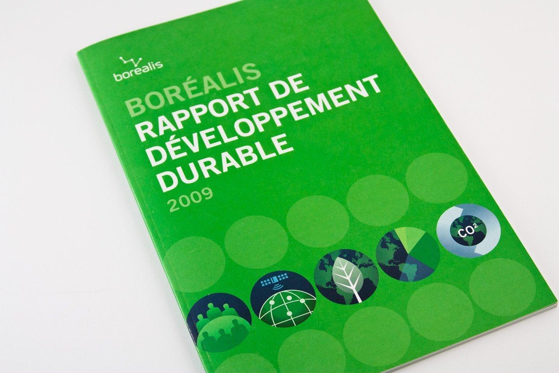 BOREALIS-Edition-Rapport-2009-1 Rapport annuel