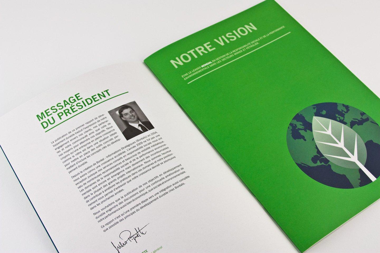 BOREALIS-Edition-Rapport-2009-2 Rapport annuel