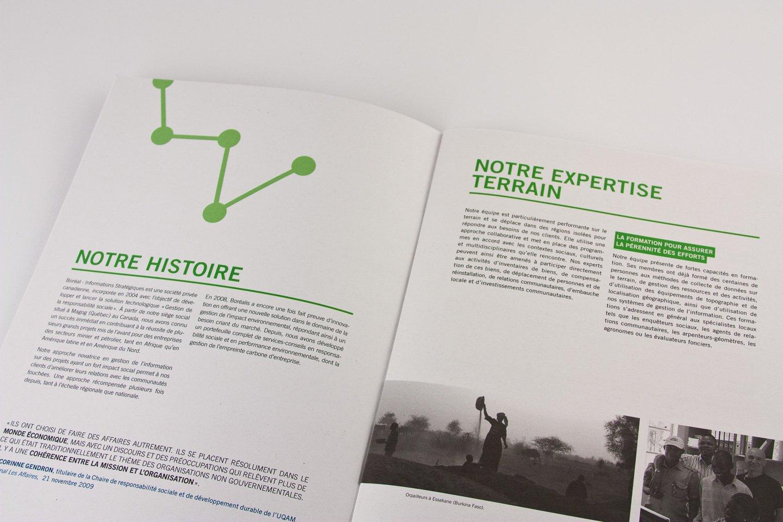 BOREALIS-Edition-Rapport-2009-4 Rapport annuel
