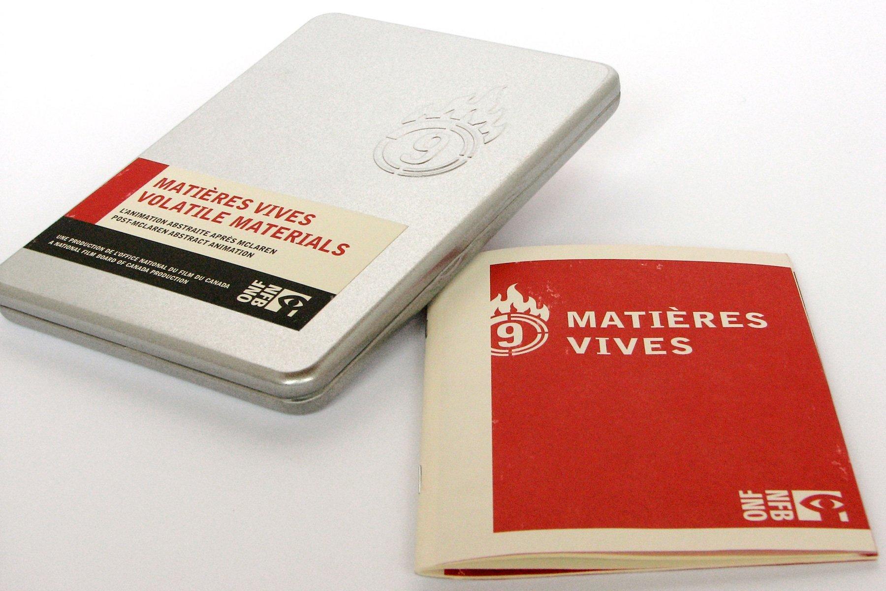 ONF-Matières-Vives-DVD-4 ONF Matière Vives - Identité