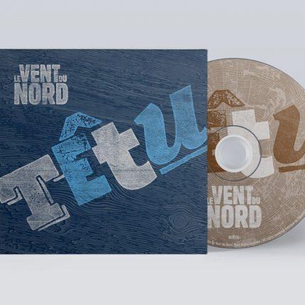 Le Vent du Nord – CD Têtu