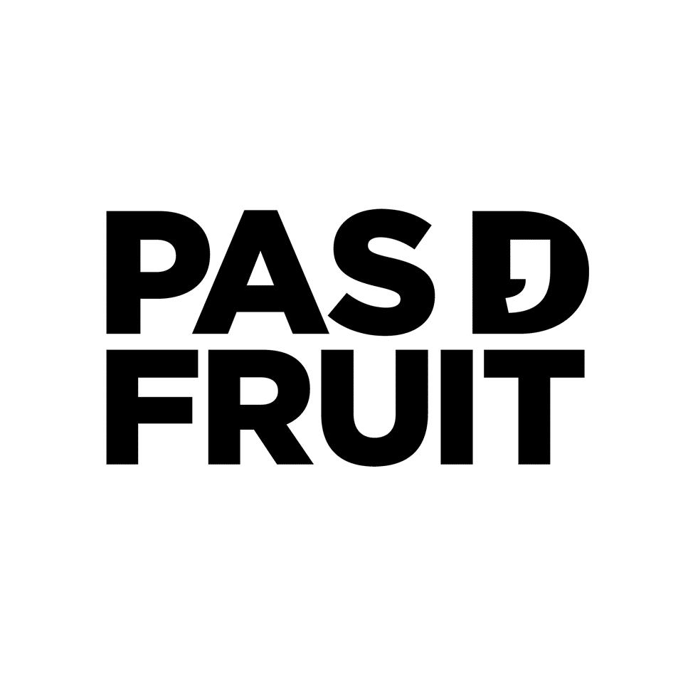 pas_de_fruit_logo_noir Pas de Fruit - Identité & Site Web